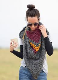 crochet wrap smoky mountains crochet triangle wrap in a stitch