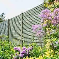 grange contemporary fence panel 6ft garden street