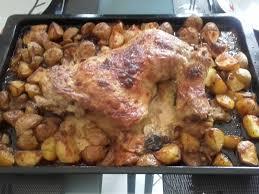 cuisiner une cuisse de dinde en cocotte cuisse de dinde aux poivrons et pommes de terre recette de cuisse