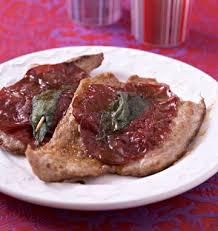 cuisiner escalope de veau escalope de veau à la sauge et pancetta les meilleures recettes