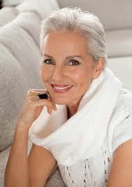 gray hairstyles for women over 60 gabriela rickli gerster at 59 a fashion supermodel that travels