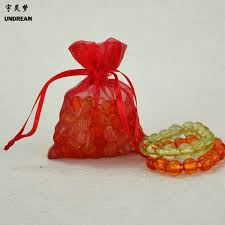 small organza bags customized gift bags wholesale logo printed gift bags