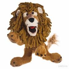 lion puppet living puppets puppet carl the lion handpuppen living puppets