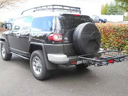 toyota fj cruiser vehicle fit gallery toyota fj cruiser stowaway carriers
