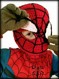 spider man mask template quick flip 2 minutes