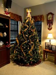 red and gold home decor red and gold christmas tree living room marvelous stunning design