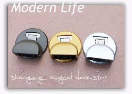 Decorative Door Stopper Style Magnet Decorative Door Stop Modern Design Door Stopper