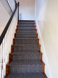 gray and black bathroom ideas decorating black handrail and gray stair runners for staircase