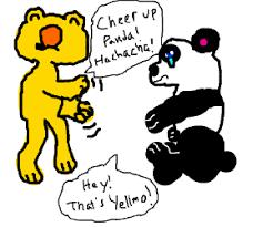 Sad Panda Meme - dead meme