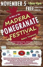 pomegranate festival city of madera