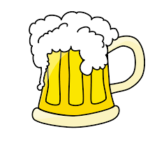 beer bottle cartoon clipart for beer clipart collection beer bottle and glass