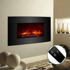Large Electric Fireplace Fireplaces Ebay