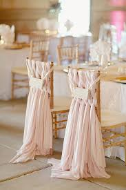 chair sash ideas stylish chair sashes for wedding receptions brides