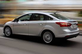 ford focus titanium silver used 2013 ford focus sedan pricing for sale edmunds