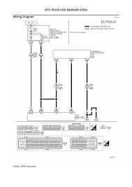 nissan altima 2005 camshaft sensor repair guides engine control systems 2005 engine control