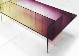 Best  Glass Tables Ideas On Pinterest Glass Table Big Couch - Design glass table