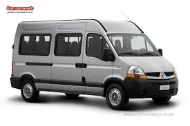 renault master bus renault master minibus 2 5 2011 ficha técnica especificações