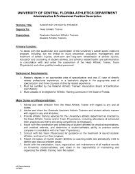 training resume examples resume templates fitness and personal