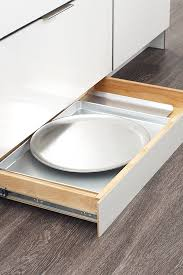 ikea kitchen cabinet kick plate toekick drawer with push to open guides