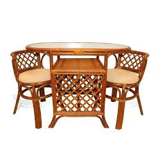 handmade dining room table appealing dining space rattan chairs round glass top table green