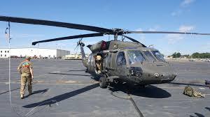drone hits military chopper over midland beach staten island