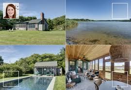julianne moore house julianne moore lists htons cottage abc news