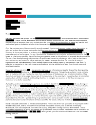Administration Cover Letter Opening Statement For A Cover Letter