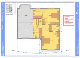 purpose of floor plan p4b