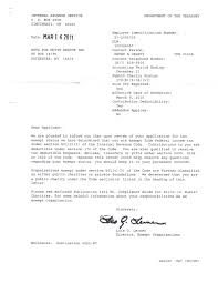 Tax Letter For Donation Applications Nuts For Mutts Rescue