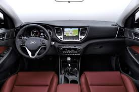 mitsubishi gdi interior 2016 hyundai tucson suv goes official all details inside