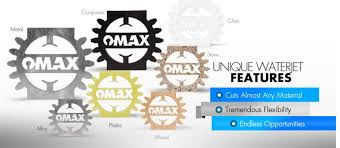 omax precision abrasive waterjet cutting machines south africa