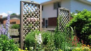 How To Build Backyard Fence How To Make A Fence Taller Empress Of Dirt