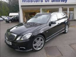 mercedes e class estate used used mercedes e class 2011 for sale in estate black bromley uk