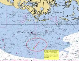 Block Island Map Eugene Island Pipeline Spill Incidentnews Noaa