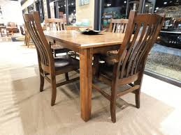 hardwood dining room furniture dining room furniture don u0027s home furniture madison wi