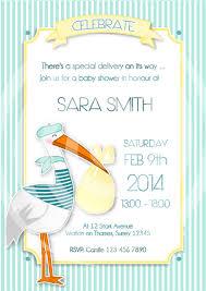 stork baby shower stork baby shower party printables invitations birdsparty