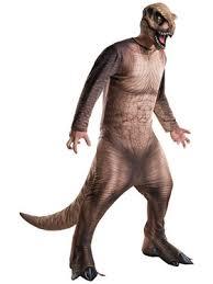 Jurassic Park Halloween Costume Mens Jurassic Park Rex Inflatable Costume Superheroes Mens