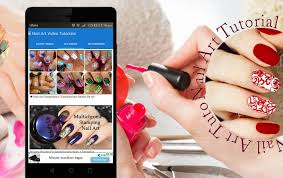 nail art video tutorials android apps on google play