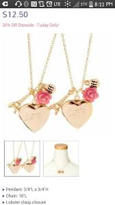 best necklace stores images 123 best best friends jewelry images necklaces jpg