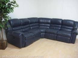 Navy Leather Sofa by Fantastic Blue Leather Sectional Blue Leather Sofa Beauteous