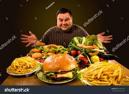 diet fat man who makes choice stock photo 641476138 shutterstock
