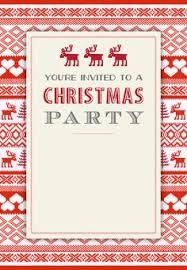 sweaters pattern printable invitation customize add