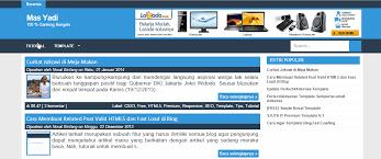 cara membuat menu dropdown keren cara membuat menu dropdown responsive di blog keren banget mas yadi