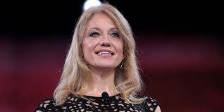 trump campaign manager kellyanne conway women are because