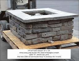 Fire Pit Insert Square by Firepits Decoration Fire Ring Insert Fire Pit Kit Home Depot