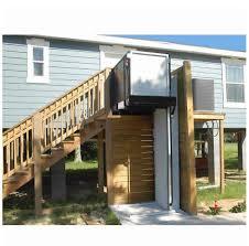 ram residential vertical platform lift home wheelchair lifts