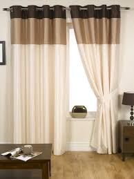 harmony ready made silk eyelet curtains grey faux uk home of style silver