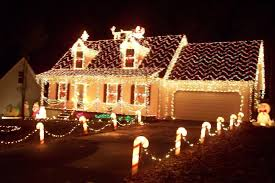 decoration rope lights outdoor lighted merry