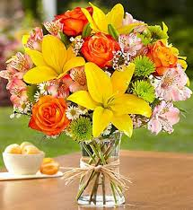 flowers with free delivery flower and vase