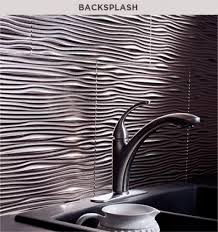 fasade panels beauty and value for kitchens and baths fasade